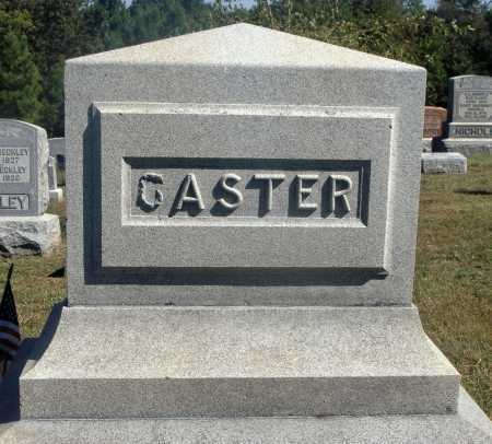 CASTER, FAMILY MONUMENT - Meigs County, Ohio | FAMILY MONUMENT CASTER - Ohio Gravestone Photos