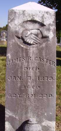 CASTER, JAMES R. - Meigs County, Ohio | JAMES R. CASTER - Ohio Gravestone Photos