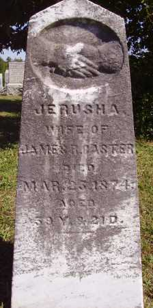 GREEN CASTER, JERUSHA - Meigs County, Ohio | JERUSHA GREEN CASTER - Ohio Gravestone Photos