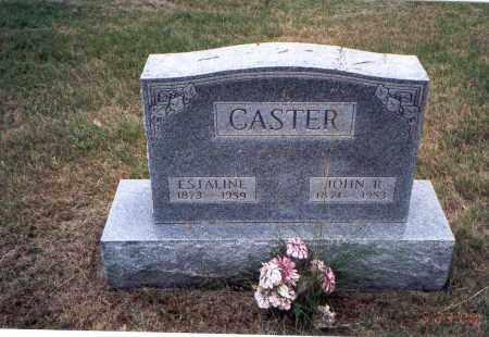 CASTER, JOHN R. - Meigs County, Ohio | JOHN R. CASTER - Ohio Gravestone Photos