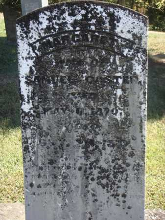 CASTER, MARGARET - Meigs County, Ohio | MARGARET CASTER - Ohio Gravestone Photos