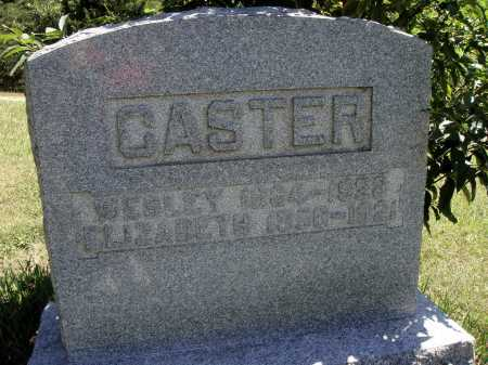 MCCLELLAND CASTER, ELIZABETH - Meigs County, Ohio | ELIZABETH MCCLELLAND CASTER - Ohio Gravestone Photos
