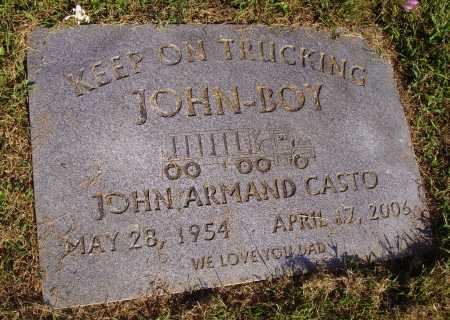 CASTO, JOHN ARMAND - Meigs County, Ohio | JOHN ARMAND CASTO - Ohio Gravestone Photos