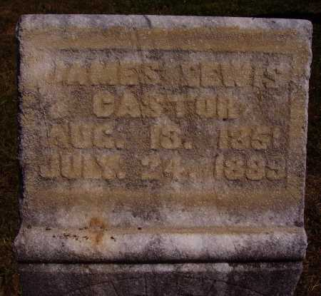 CASTOR, JAMES LEWIS - CLOSE VIEW - Meigs County, Ohio | JAMES LEWIS - CLOSE VIEW CASTOR - Ohio Gravestone Photos