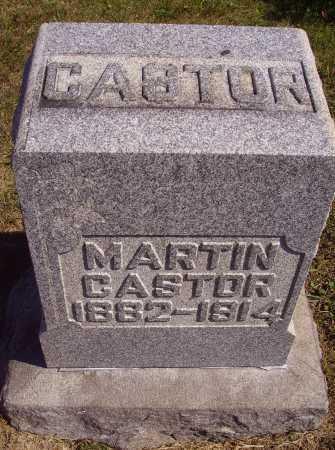 CASTOR, MARTIN - Meigs County, Ohio | MARTIN CASTOR - Ohio Gravestone Photos