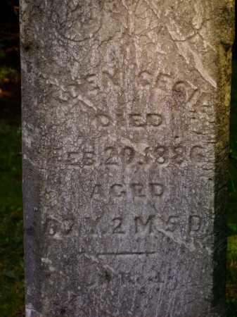 CECIL, ADEN - Meigs County, Ohio | ADEN CECIL - Ohio Gravestone Photos