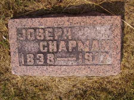 CHAPMAN, JOSEPH - Meigs County, Ohio | JOSEPH CHAPMAN - Ohio Gravestone Photos