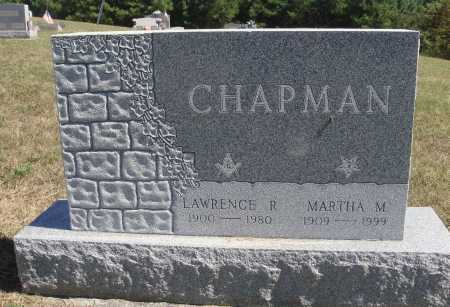 ROMINE CHAPMAN, MARTHA M. - Meigs County, Ohio | MARTHA M. ROMINE CHAPMAN - Ohio Gravestone Photos