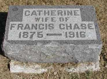 CHASE, CATHERINE - Meigs County, Ohio | CATHERINE CHASE - Ohio Gravestone Photos