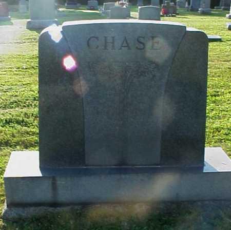 CHASE, FAMILY MONUMENT - Meigs County, Ohio | FAMILY MONUMENT CHASE - Ohio Gravestone Photos