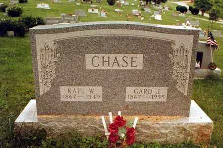 WELLS CHASE, KATE - Meigs County, Ohio | KATE WELLS CHASE - Ohio Gravestone Photos