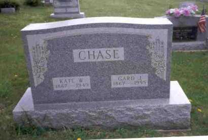 CHASE, GARDNER J. - Meigs County, Ohio | GARDNER J. CHASE - Ohio Gravestone Photos
