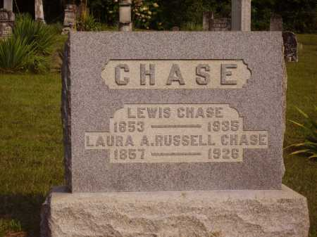 CHASE, LEWIS - Meigs County, Ohio | LEWIS CHASE - Ohio Gravestone Photos