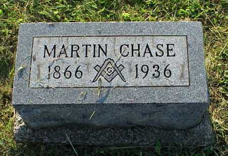CHASE, MARTIN - Meigs County, Ohio | MARTIN CHASE - Ohio Gravestone Photos