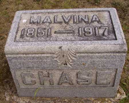 CHASE, MALVINA - Meigs County, Ohio | MALVINA CHASE - Ohio Gravestone Photos