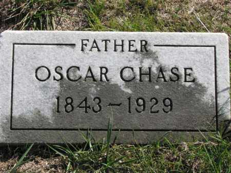 CHASE, OSCAR - Meigs County, Ohio | OSCAR CHASE - Ohio Gravestone Photos