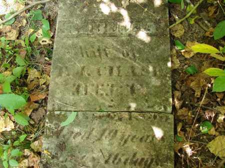 CHASE, REBECCA - Meigs County, Ohio | REBECCA CHASE - Ohio Gravestone Photos