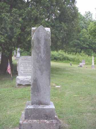 CHASE, SAMARIA - Meigs County, Ohio | SAMARIA CHASE - Ohio Gravestone Photos