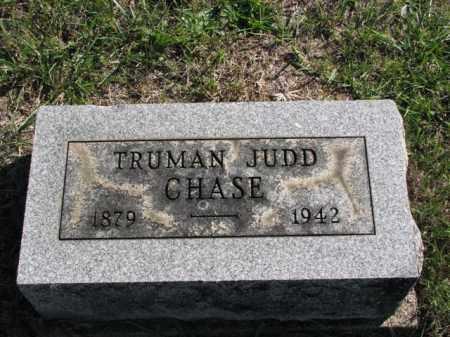 CHASE, TRUMAN JUDD - Meigs County, Ohio | TRUMAN JUDD CHASE - Ohio Gravestone Photos