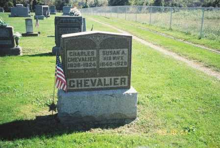 CHEVALIER, CHARLES - Meigs County, Ohio | CHARLES CHEVALIER - Ohio Gravestone Photos