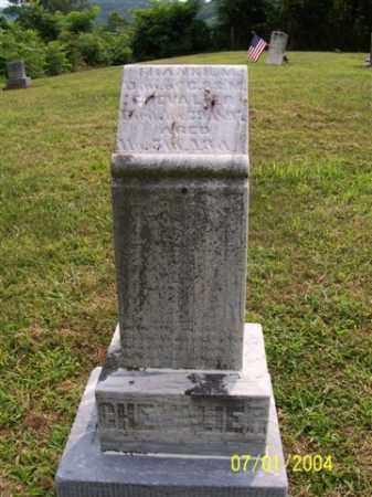 CHEVALIER, FRANKIE - Meigs County, Ohio | FRANKIE CHEVALIER - Ohio Gravestone Photos