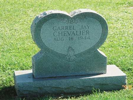 CHEVALIER, GARRELL JAY - Meigs County, Ohio | GARRELL JAY CHEVALIER - Ohio Gravestone Photos
