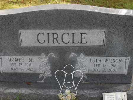 CIRCLE, HOMER M. - Meigs County, Ohio | HOMER M. CIRCLE - Ohio Gravestone Photos