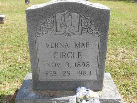 CIRCLE, VERNA MAE - Meigs County, Ohio | VERNA MAE CIRCLE - Ohio Gravestone Photos