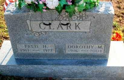 CLARK, DOROTHY M. - Meigs County, Ohio | DOROTHY M. CLARK - Ohio Gravestone Photos