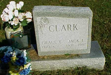 CLARK, GRACE E. - Meigs County, Ohio | GRACE E. CLARK - Ohio Gravestone Photos
