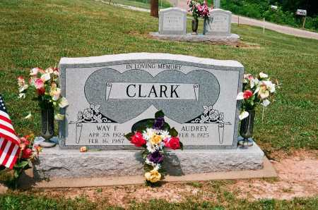 CLARK, WAY F. - Meigs County, Ohio | WAY F. CLARK - Ohio Gravestone Photos