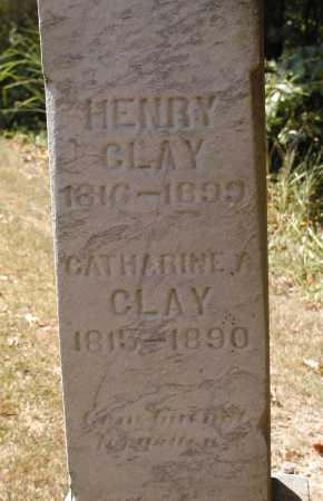 WOODGERD [WOODYARD] CLAY, CATHARINE A.[ANN] - Meigs County, Ohio | CATHARINE A.[ANN] WOODGERD [WOODYARD] CLAY - Ohio Gravestone Photos