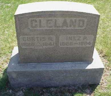 CLELAND, CURTIS R. - Meigs County, Ohio | CURTIS R. CLELAND - Ohio Gravestone Photos