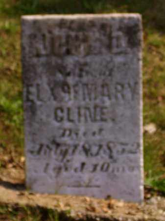 CLINE, JOHN D. - Meigs County, Ohio | JOHN D. CLINE - Ohio Gravestone Photos