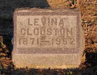 CLOUSTON, LEVINA - Meigs County, Ohio | LEVINA CLOUSTON - Ohio Gravestone Photos