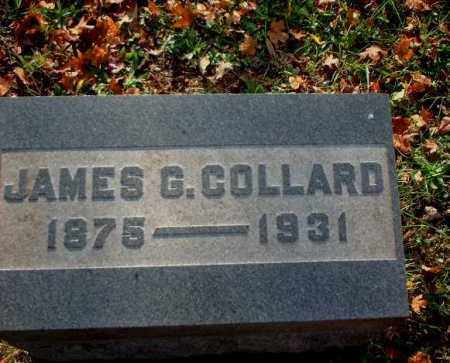 COLLARD, JAMES G. - Meigs County, Ohio | JAMES G. COLLARD - Ohio Gravestone Photos
