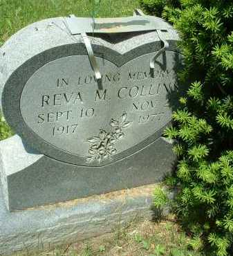 COLLINS, REVA M. - Meigs County, Ohio | REVA M. COLLINS - Ohio Gravestone Photos