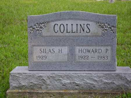 COLLINS, SILAS H. - Meigs County, Ohio | SILAS H. COLLINS - Ohio Gravestone Photos