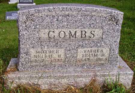 COMBS, SELIM D. - Meigs County, Ohio | SELIM D. COMBS - Ohio Gravestone Photos