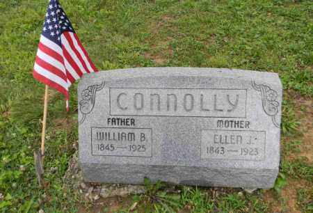 CONNOLLY, WILLIAM B. - Meigs County, Ohio | WILLIAM B. CONNOLLY - Ohio Gravestone Photos