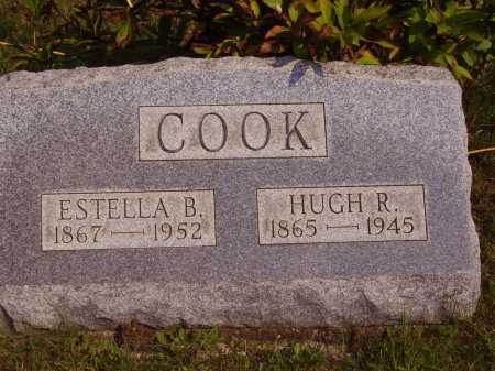 COOK, HUGH RICE - Meigs County, Ohio | HUGH RICE COOK - Ohio Gravestone Photos