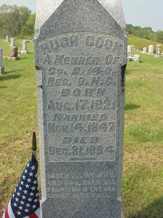 COOK, HUGH - Meigs County, Ohio | HUGH COOK - Ohio Gravestone Photos