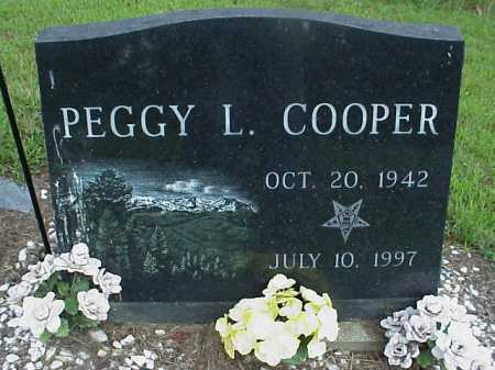 COOPER, PEGGY L. - Meigs County, Ohio | PEGGY L. COOPER - Ohio Gravestone Photos