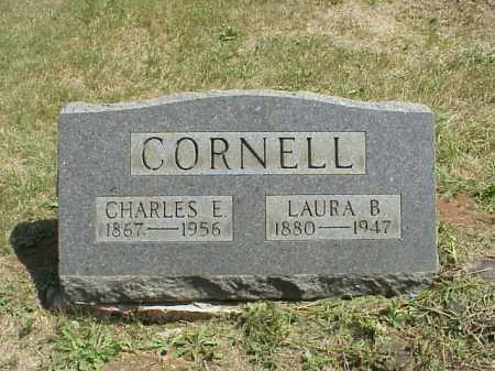 CORNELL, LAURA BELL - Meigs County, Ohio | LAURA BELL CORNELL - Ohio Gravestone Photos