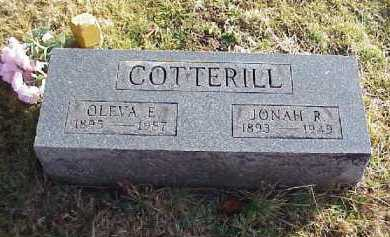 GOTSCHALL COTTERILL, OLEVA E. - Meigs County, Ohio | OLEVA E. GOTSCHALL COTTERILL - Ohio Gravestone Photos