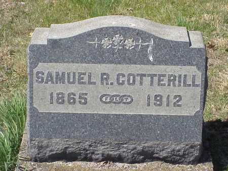 COTTERILL, SAMUEL R. - Meigs County, Ohio | SAMUEL R. COTTERILL - Ohio Gravestone Photos