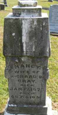 CRAY, NANCY - Meigs County, Ohio | NANCY CRAY - Ohio Gravestone Photos