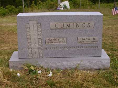 CUMINGS, DANA H. - Meigs County, Ohio | DANA H. CUMINGS - Ohio Gravestone Photos