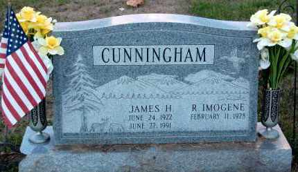 CUNNINGHAM, IMOGENE - Meigs County, Ohio | IMOGENE CUNNINGHAM - Ohio Gravestone Photos