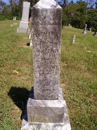 CUTRIGHT, THOMAS - Meigs County, Ohio | THOMAS CUTRIGHT - Ohio Gravestone Photos